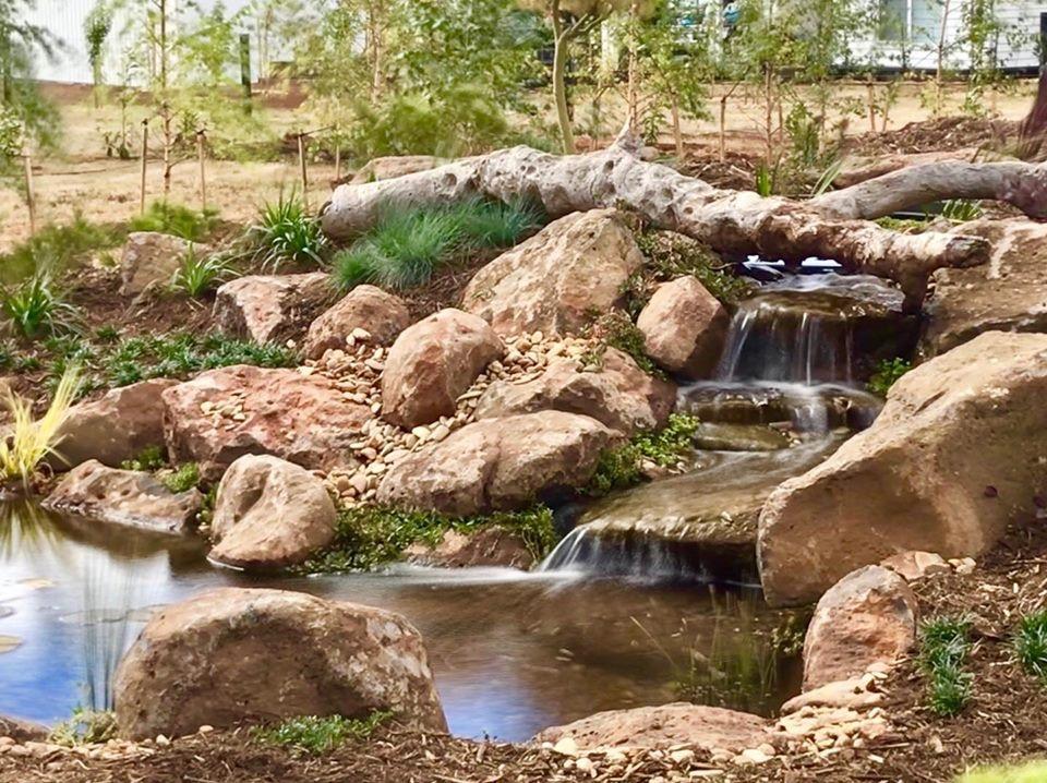 Beautiful Ponds And Waterfalls For Backyard Living Aquascape Supplies Australia